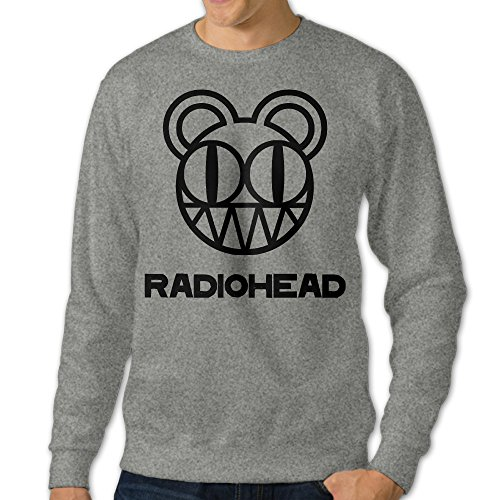 Carina Radiohead Men's Soft Hoodies Ash M