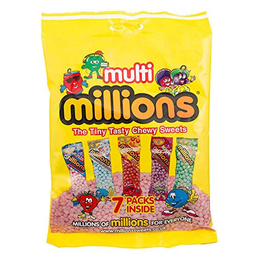 80s Material Girl 90s Party Decoration – Millions Sweets – Pack of 7