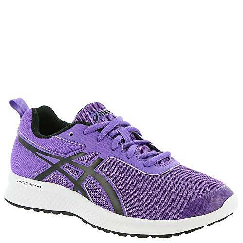 (ASICS 1154A014 Kid's Lazerbeam EA Running Shoe, Orchid/Performance Black -)