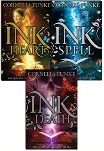 Inkheart trilogy boxset scholastic 9780545265379 amazon books fandeluxe Choice Image