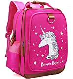 Girls Backpack Unicorn 15"