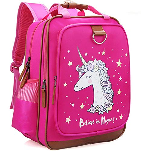 Girls Backpack Unicorn 15
