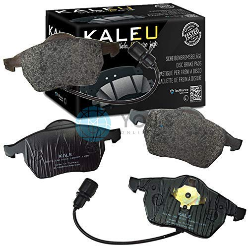 Kale 4A0698151 Front Axle Set of Brake Pads Brake Pads: