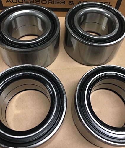 CPW (tm) 10-14 POLARIS RZR 800 & S / 4- ALL 4 WHEEL BEARINGS KIT ( front + rear) by CPWtm (Image #4)