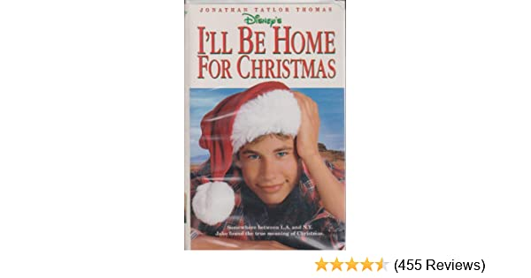 Ill Be Home For Christmas Vhs.Amazon Com I Ll Be Home For Christmas Disney Vhs Movies Tv