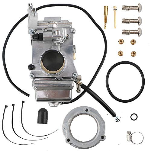 New Carb HSR42 for Mikuni HSR42mm Carburetor Harley Davidson Evo Twin Cam TM42 90-96