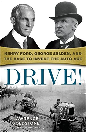 Drive!: Henry Ford, George Selden, and the Race to Invent the Auto - House Dawn Style Rose