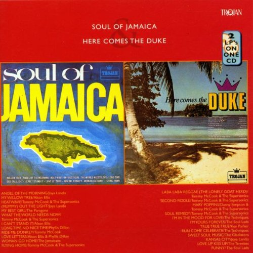 Soul of Jamaica/Here Comes.                                                                                                                                                                                                                                                    <span class=
