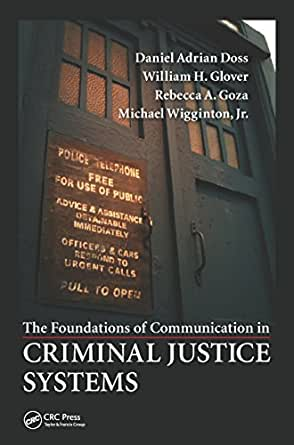 effective communication in criminal justice settings As a law enforcement officer you need to be able to communicate effectively to do  your job  key terminology used in law enforcement settings  ▻ how to.