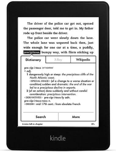 Amazon Kindle Paperwhite 2013 6