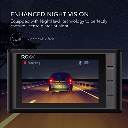 Roav DashCam C2, by Anker, FHD 1080P, 3