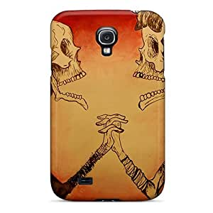 Flexible pc Back Case Cover For Galaxy S4 - Alex Pardee