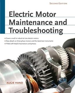 electric motor repair robert rosenberg john rosenberg august hand rh amazon com ABB Manual Motor Motor Repair Manuals