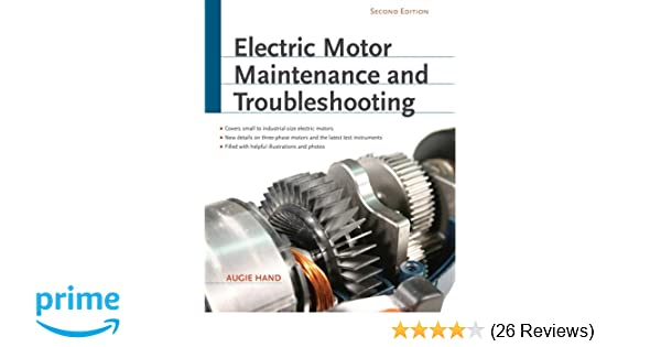 Synchronous Motor Troubleshooting