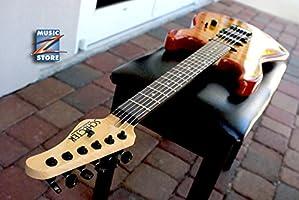 Schecter California Custom Elite HSS pastillas w/ohsc guitarra ...