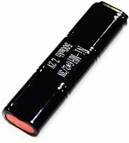 Amazon.com: Cyma 7.2 V 500 mAh Ni-MH batería para Airsoft ...
