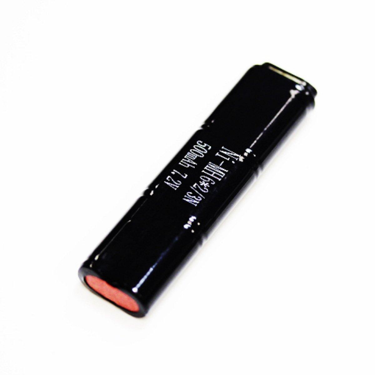 CYMA 7, 2 V 500 maH Ni-MH rechargeable batterie pour airsoft AEG CYMA AEP Series 2V 500maH Ni-MH rechargeable batterie pour airsoft AEG CYMA AEP Series