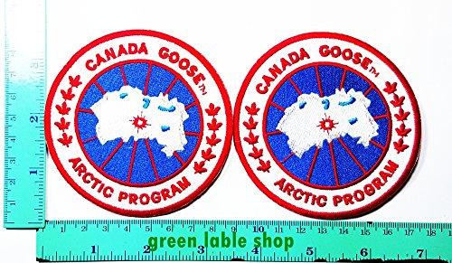Canada Goose Arctic Program Outdoor Jacket Iron On Patch