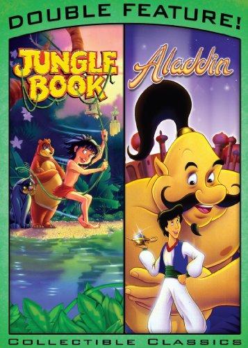 Jungle Book & Aladdin