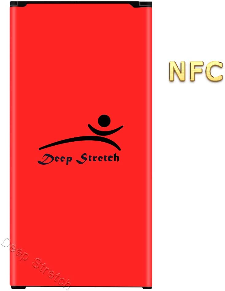 Long Lasting High Capacity 6180mAh Standard NFC Battery for AT/&T Samsung Galaxy S5 SM-G900A Mobile Phone