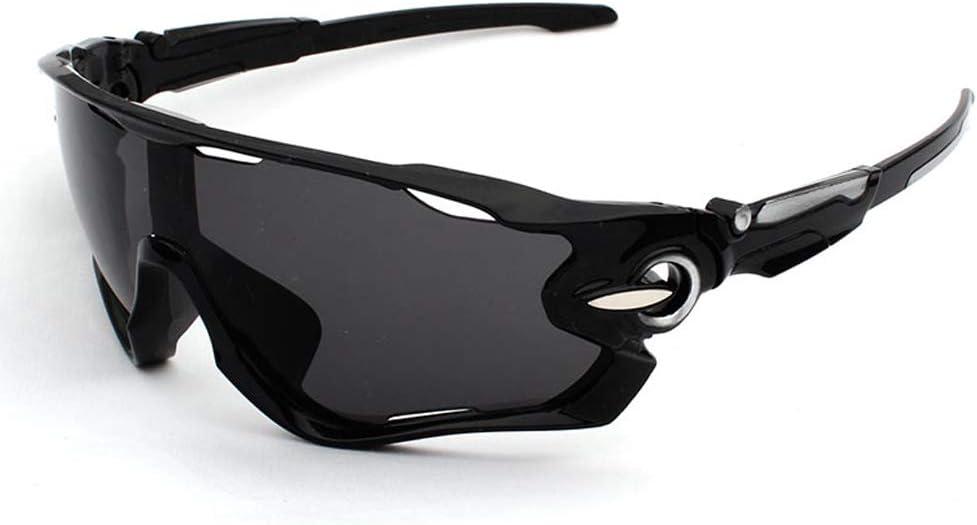 LSHCX Polarized Sports Sunglasses, Cycling Glasses for Men Women Running Golf Driving