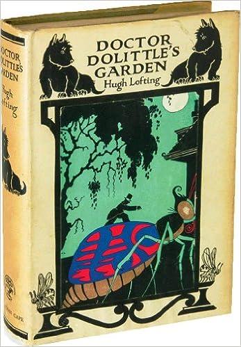 Read Doctor Dolittle's Garden (Illustrated) PDF, azw (Kindle), ePub, doc, mobi