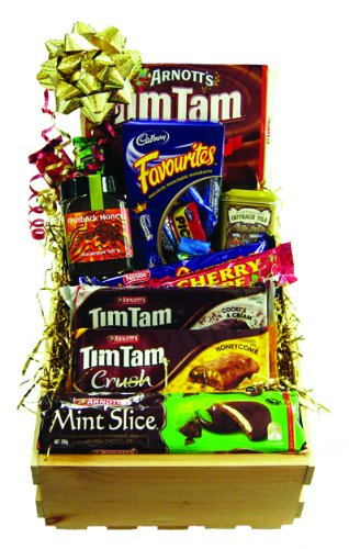 Aussie Chocolates Gift Crate by AussieProducts.com