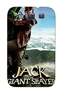 Hot KGHTDVw10482qyRnL Case Cover Protector For Galaxy S3- Jack The Giant Slayer/ Special Gift For Lovers