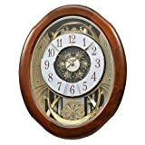 Rhythm Magnificent Musical Motion Wall Clock 4MH884WD06