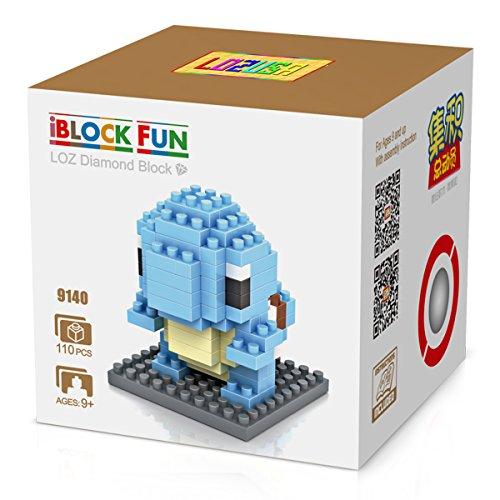 - LOZUSA Cartoon Character 110 PCS Diamond Block Mini Figure Hero Micro Blocks Construction Model, Micro-Sized Building Set Parent-Child Games Building Blocks Children's Educational Toys