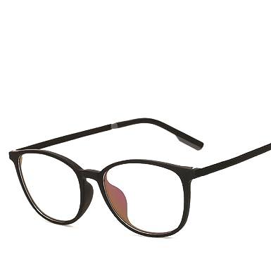 ea894f430da New Trend Retro TR90 Square Eyewear Frame Men Women Optical Eyeglasses  Computer Glasses Spectacle Frame  Amazon.co.uk  Clothing