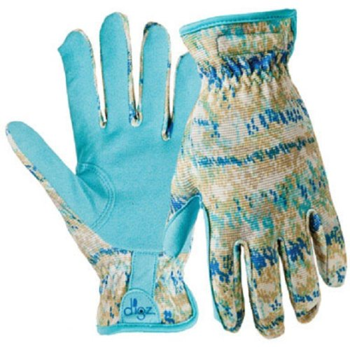 GARDEN GLOVE PLNTR SML by DIGZ MfrPartNo 7221-26 - Ace Shirred Gloves