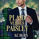 Plaid Versus Paisley: Fabric Hearts