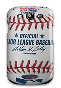 For Galaxy Case, High Quality Cano Baseball For Galaxy S3 Cover Cases