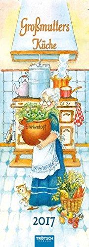 Streifenkalender Großmutters Küche 2017 Küchenkalender