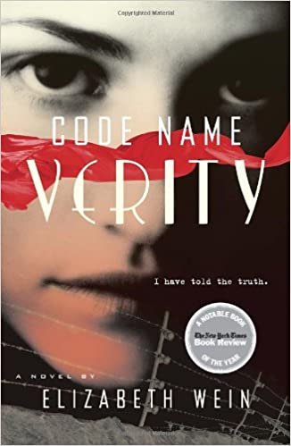 Image result for Code Name Verity by Elizabeth Wein
