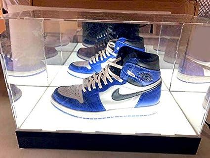 Amazon.com: BillyJoe 1 zapato LED iluminado zapatos de ...