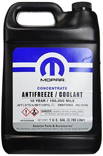 dodge antifreeze - 5