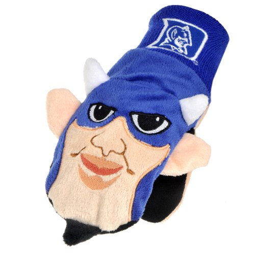 NCAA Duke Blue Devils Youth Mascot Mitten ()