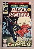 #10: MARVEL PREMIERE #53, VF, Black Panther, Klan,1972 1980, more Marvel in store