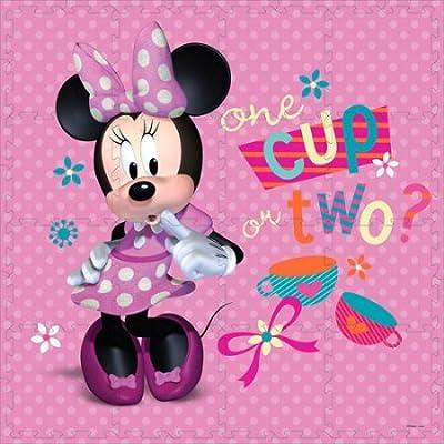 Disney Minnie Puzzle Play Mat: Kitchen & Dining