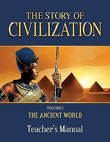 the story of civilization teacher s manual volume i the ancient rh amazon ca civilization 1 user manual civilization 1 user manual