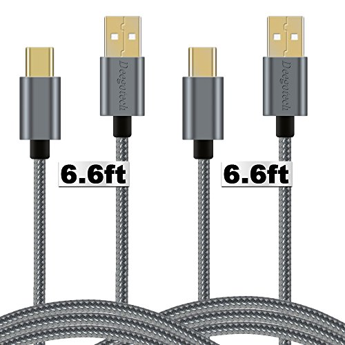 Long Charging Cable Braided 2Pack product image