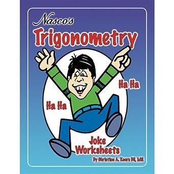 Nasco tb24448t Trigonometrie Witz arbeitsblättern, 48-page Book ...