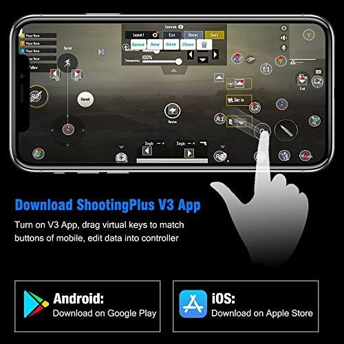 Mobile Controller, BEBONCOOl Mobile Game Controller for PUBG