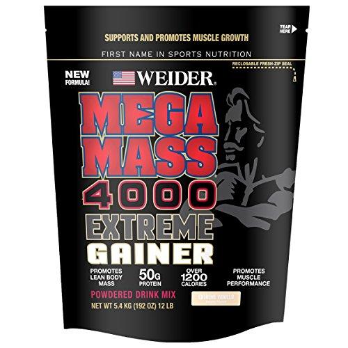 Weider-Megamass-4000-Weight-Gainer-Extreme-Vanilla-121-Pound