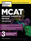 MCAT Organic Chemistry Review, 3rd Edition (Graduate School Test Preparation)