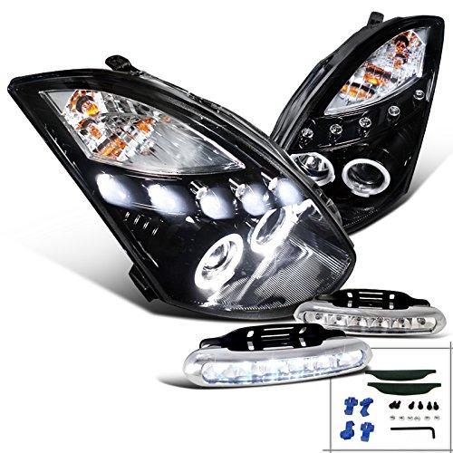 Infiniti Glossy Projector Headlights Bumper