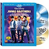 Jonas Brothers: The 3-D Concert Experience (Anaglyph 3D Blu-ray/DVD Combo w/ BD Live + Digital Copy)[Blu-ray Live] by Disney