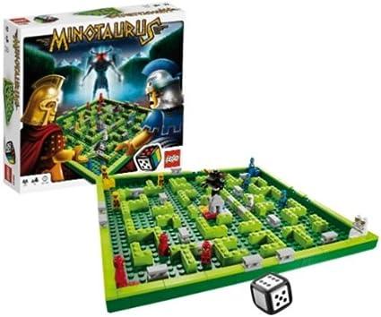 LEGO Minotaurus - Juego de Tablero (Multicolor): Amazon.es: Juguetes y juegos